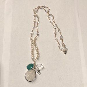 Silpada N2108 Oh So Pretty Necklace New
